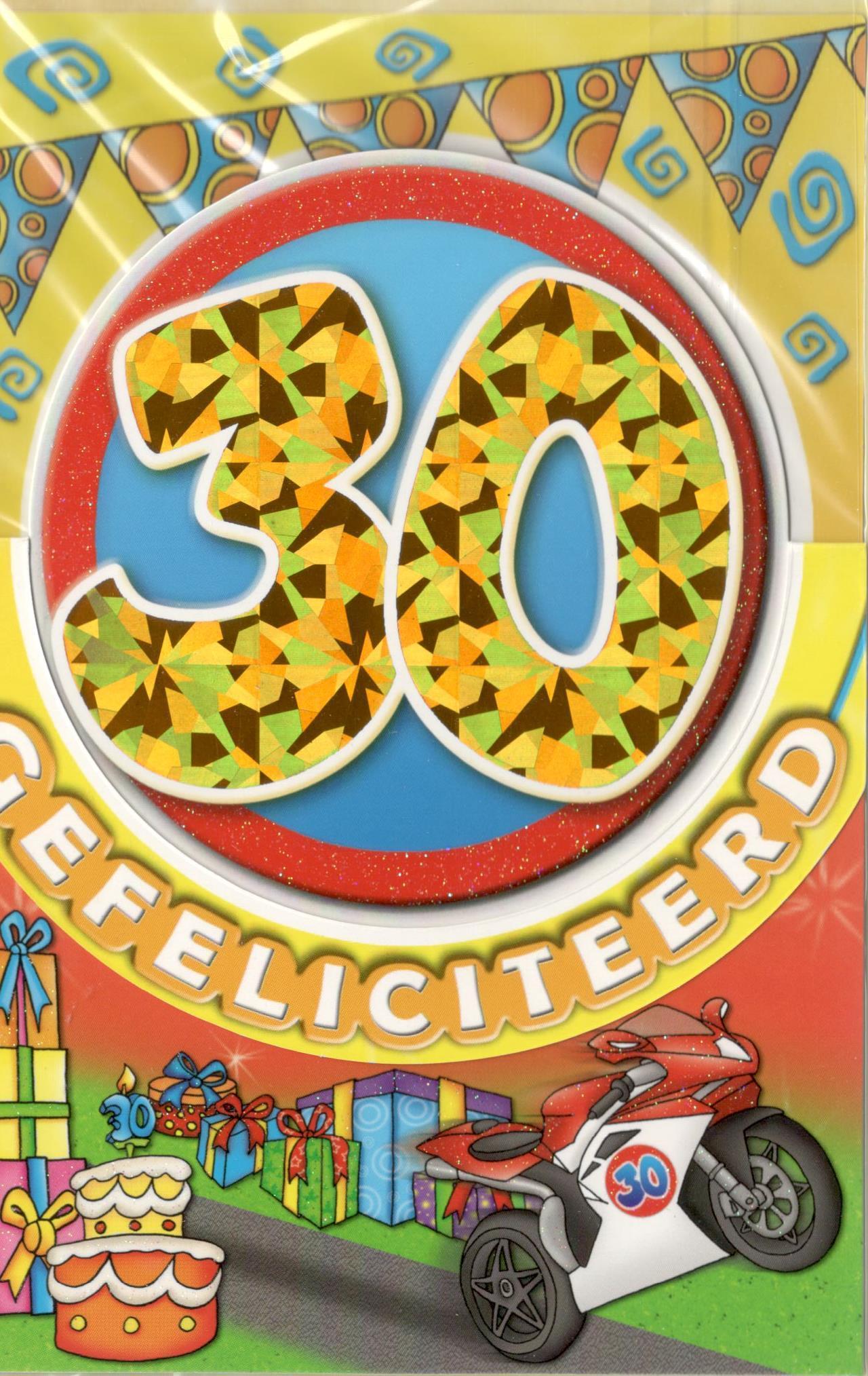 Verjaardagskaart 40 Jaar Gratis