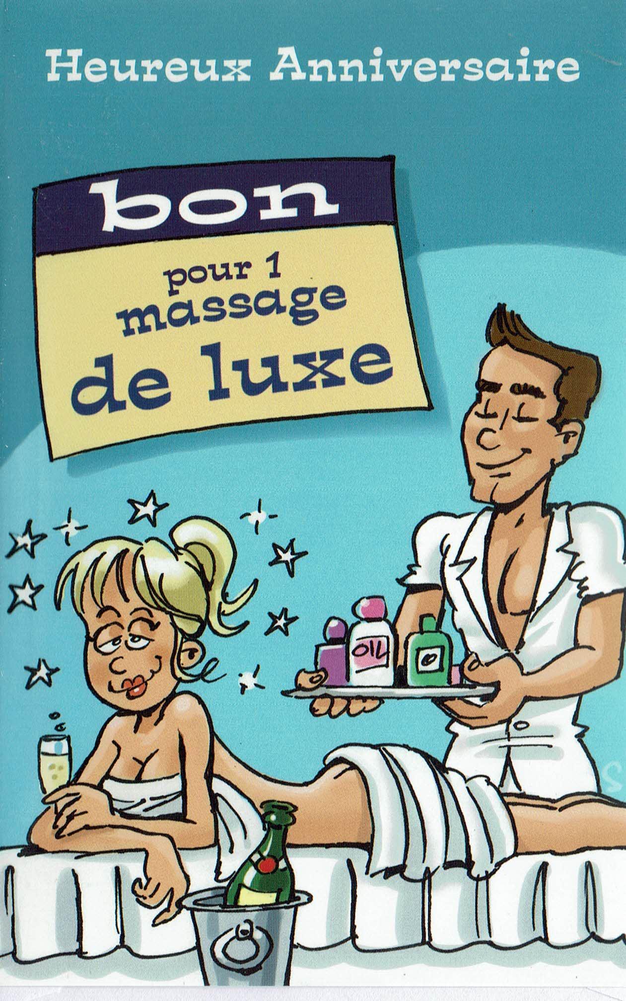 Franstalige Humor Kaart Voor Verjaardag