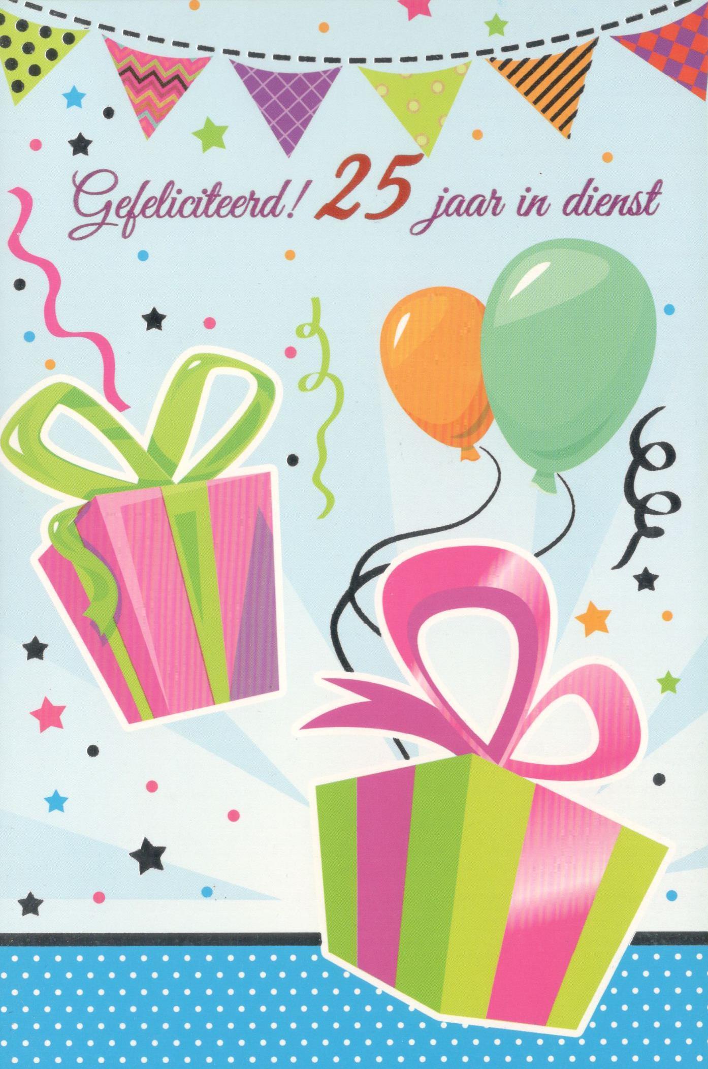 Gedichten Jubileum 40 Jaar In Dienst