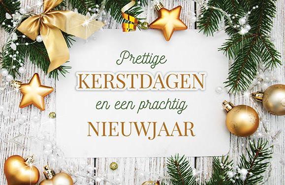 Sfeervolle Kerst En Nieuwjaarskaart Met Houten Achtergrond En Kerst