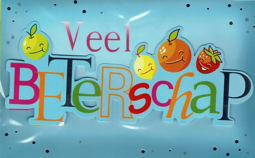 beterschapskaart met fruit
